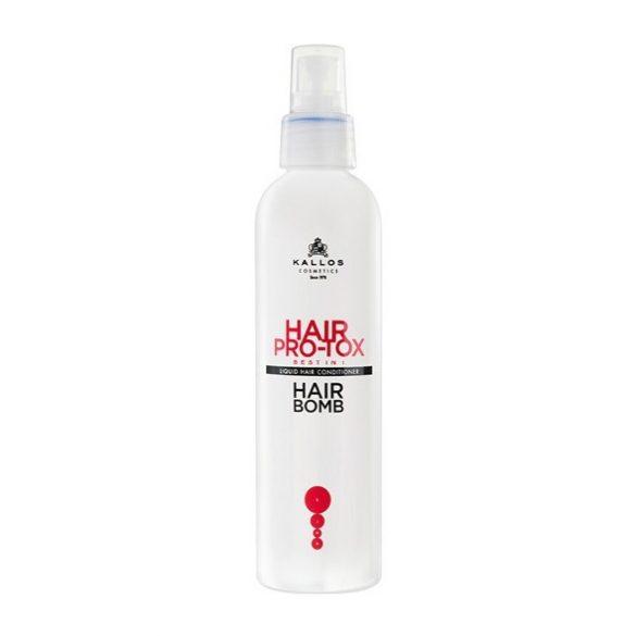 Kallos Hair Pro-Tox Best In 1 Folyékony Hajbalzsam 200 ml