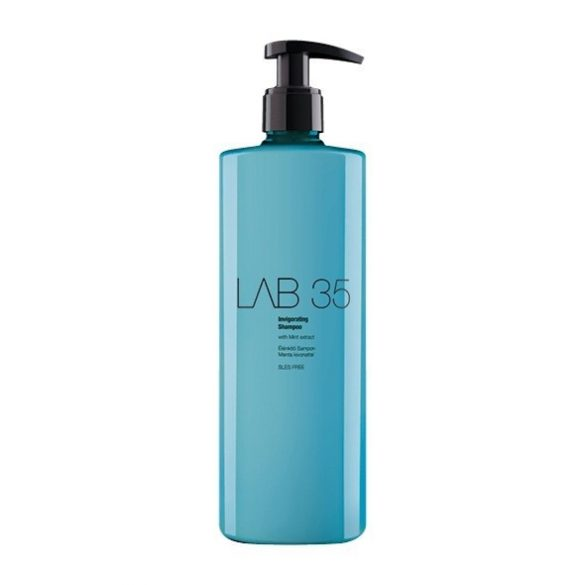 Kallos Lab 35 Invigorating Élénkítő sampon 500 ml