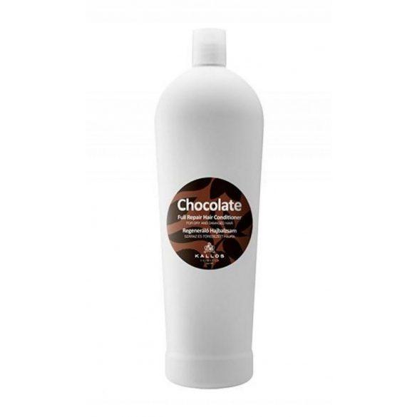 Kallos Csokoládé Regeneráló Hajbalzsam 1000 ml