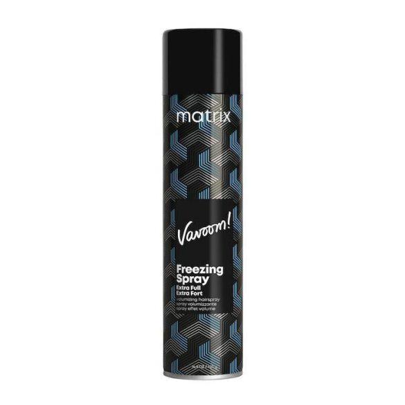 Matrix Vavoom Freezing rugalmas tartású hajlakk 500 ml