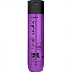 Matrix Total Results Color Obsessed sampon festett hajra 300 ml