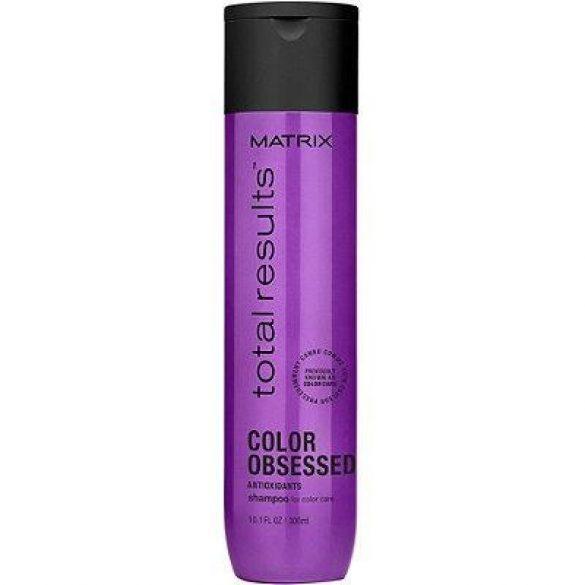 Matrix Total Results Color Obsessed sampon festett hajra 300 ml