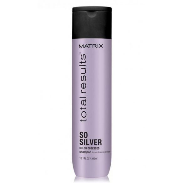 Matrix Total Results Color Obsessed So Silver hamvasító sampon 300 ml