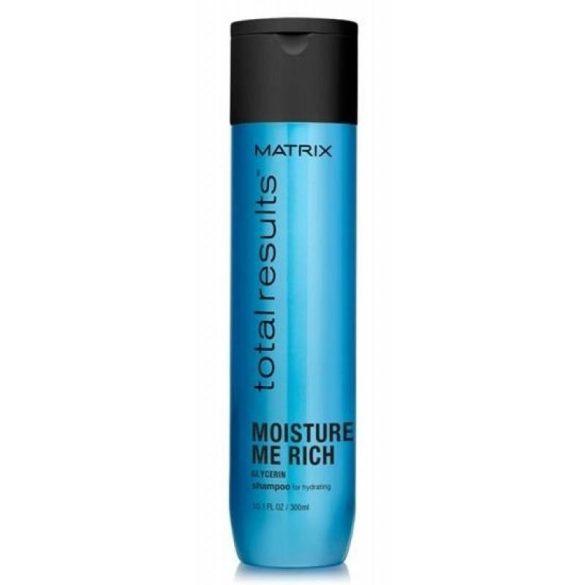 Matrix Total Results Moisture Rich hidratáló sampon 300 ml