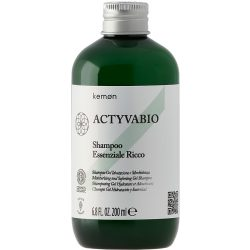 Kemon ActyvaBio Intenziv Sampon Esszencia 200 ml
