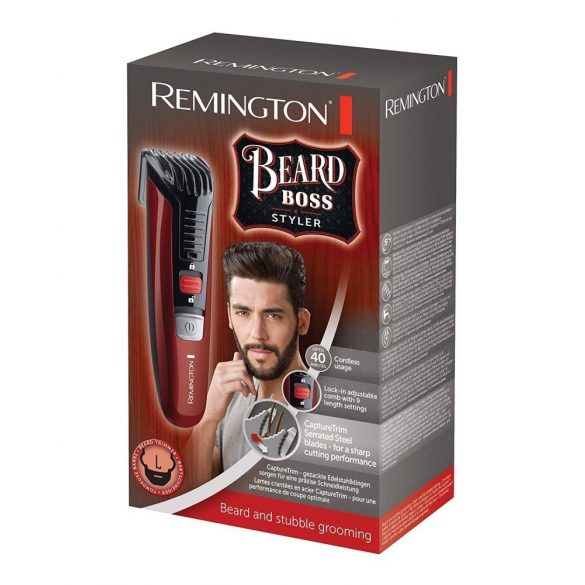 Remington  MB4125 Beard Boss Styler szakállvágó
