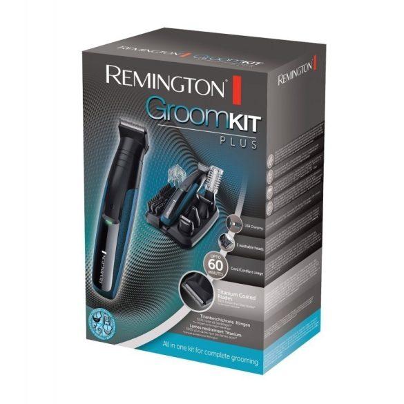 Remington Test szőrtelenítő szett PG6150