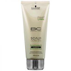 Schwarzkopf Bonacure Scalp Genesis Fejbőrnyugtató hajsampon 200 ml