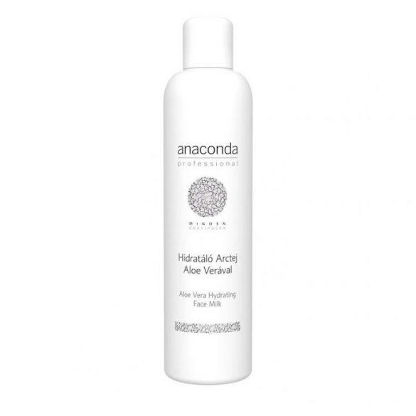Anaconda hidratáló arctej aloe verával 300 ml