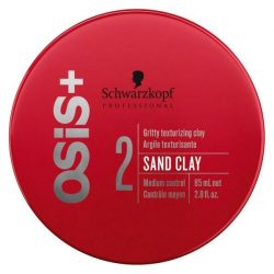 Schwarzkopf Osis Sand Clay Textúrázó hajkrém 85 ml