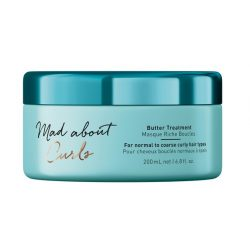 Schwarzkopf MadAbout Curls Butter Treatment hajpakolás 200 ml