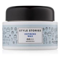 Alfaparf Style Stories Defining Wax közepes tartású wax 75 ml