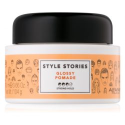 Alfaparf Style Stories Glossy Pomade hajfény wax 100 ml