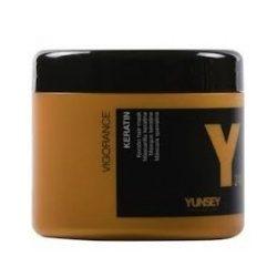 Yunsey Vigorance 24 K Arany hajpakolás argánolajjal és keratinnal 500 ml