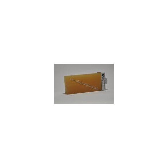 Gyantapatron keskeny fejjel sárga normál 100 ml AW9017
