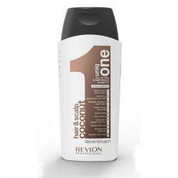 REVLON Uniq One Coconut sampon száraz hajra 300 ml