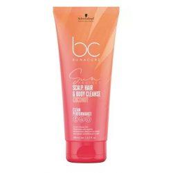 Schwarzkopf Bonacure Sun Protect sampon hajra és testre 200 ml