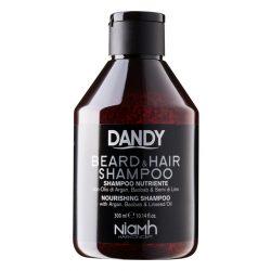 Dandy Beard and Hair sampon 300ml