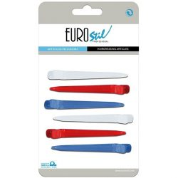Hajcsipesz Euro Stil műanyag színes 00075