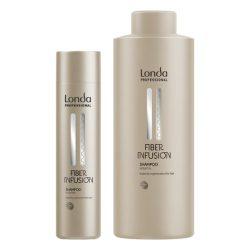 Londa Fiber Infusion Shampoo  gyengéd tisztítósampon 200 ml
