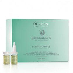 REVLON Eksperience Sebum Control SOS Lotion regeneráló ampullák 12x7 ml