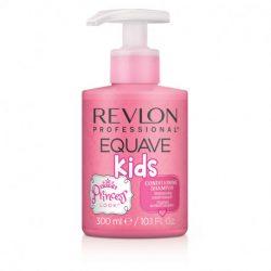 REVLON Equave Kids Princess 2in1 Szulfátmentes sampon gyerekeknek 300 ml