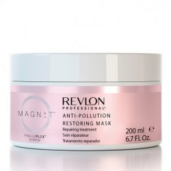 REVLON Magnet Anti-Pollution Restoring Mask regeneráló pakolás 200 ml