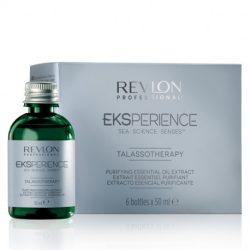 REVLON Eksperience Talassotherapy Purifying Fejbőrtisztító esszencia 6x50 ml