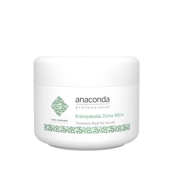 Anaconda krémpakolás zsíros bőrre 250 ml