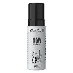 Selective Styling Now Power Circle energizáló hajhab göndör hajra 150 ml