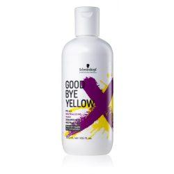 Schwarzkopf GoodBye Yellow sampon 300 ml