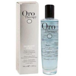 Fanola Oro Therapy Diamante Puro Fluid érzékeny károsodott hajra 100 ml