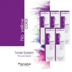 Fanola No Yellow Color System Toner 100 ml