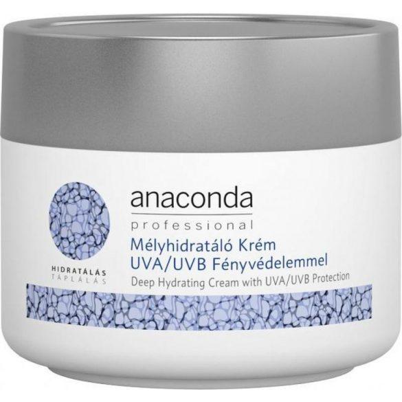 Anaconda mélyhidratáló krém UVA-UVB fényvédelemmel 50 ml