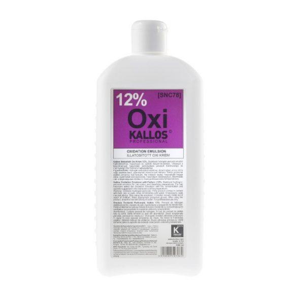 Kallos oxigenta 12% 1000 ml