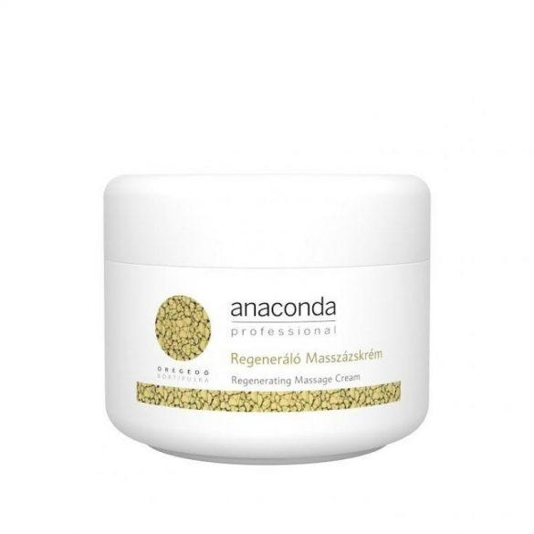 Anaconda regeneráló masszázskrém 250 ml