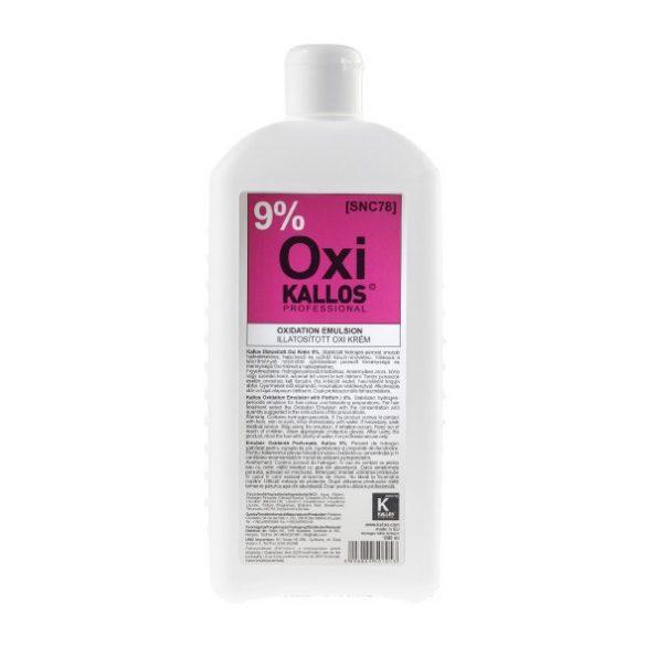 Kallos oxigenta 9% 1000 ml