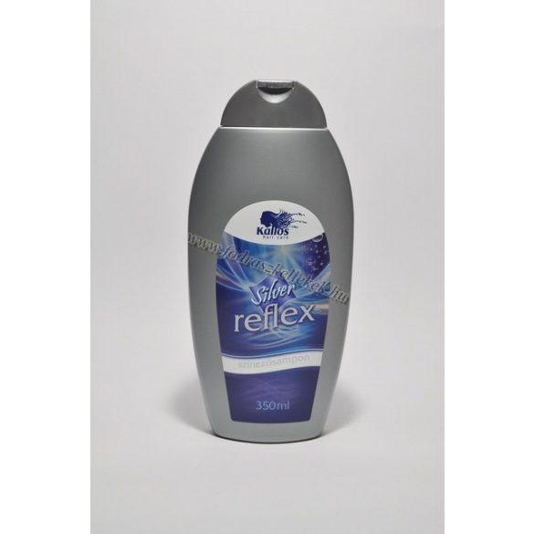 Kallos reflex ezüstsampon 350 ml