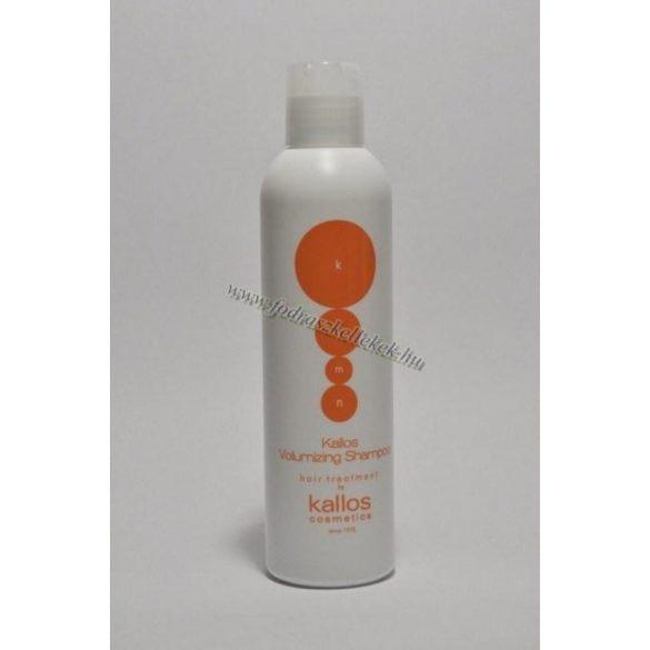 Kallos KJMN volumennövelő krémsampon 1000 ml