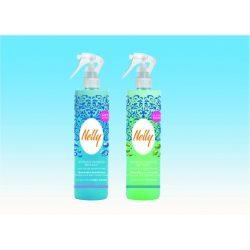 Nelly Instant 2-fázisú kondícionáló spray (kék) 400 ml