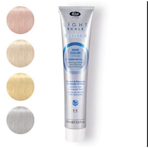 Lisap Easy C-Gloss színezőbalzsam intenzív gesztenyebarna ( Castano Intenso) 175 ml