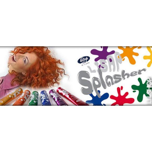 Lisap Splasher ammóniamentes hajfesték 60 ml