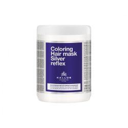 Kallos Silver Reflex szinező hajpakolás 1000 ml