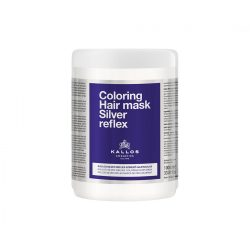 Kallos Silver Reflex szinező hajpakolás 275 ml