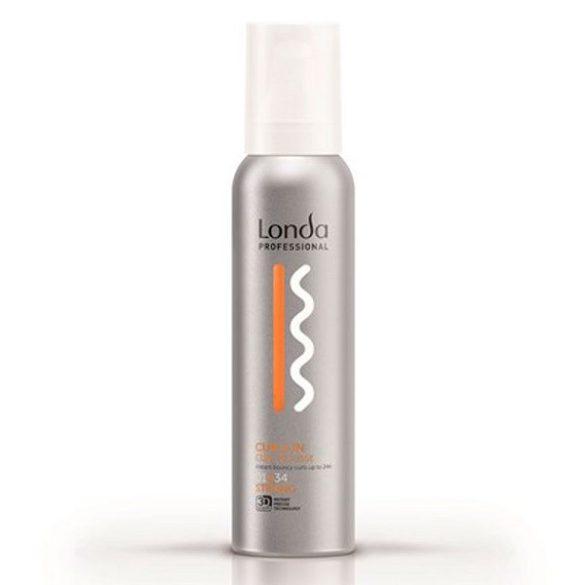 Londa Curls In göndörítő hab rugalmas tartású 150 ml