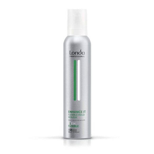 Londa Enhance It dúsító hab rugalmas tartású 250 ml