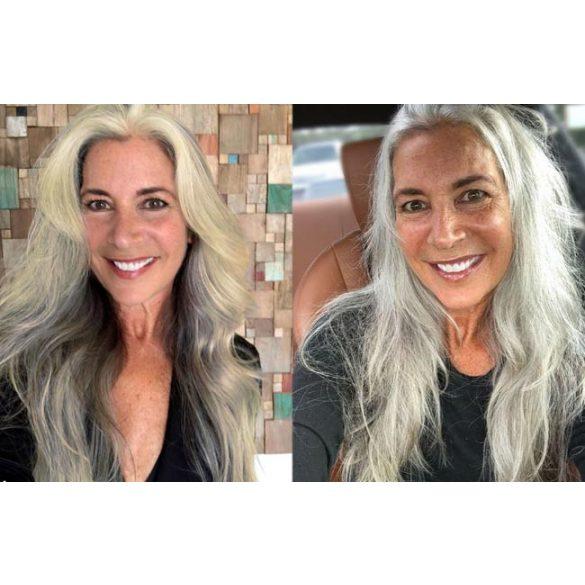 L'Oréal Série Expert Silver sampon szőke és ősz hajra 300 ml