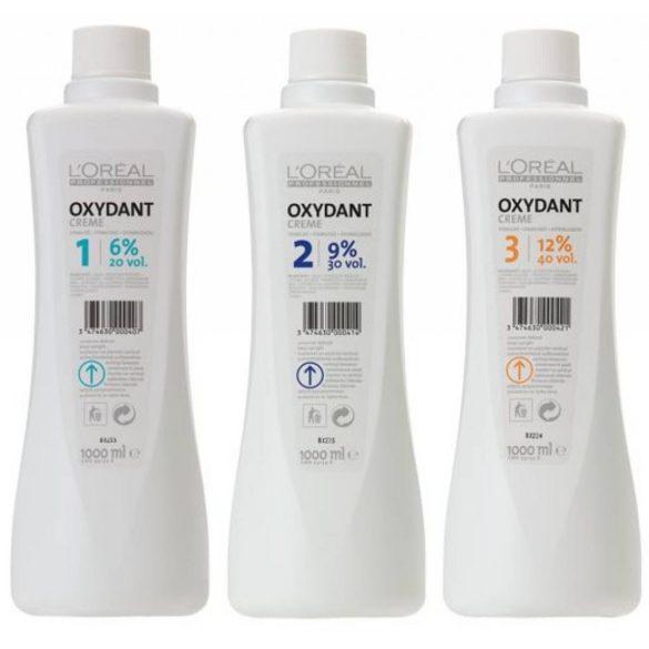L'Oréal oxydant 6%