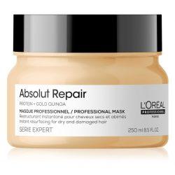 L'Oréal Série Expert Absolut Repair Lipidium pakolás erősen igénybevett hajra 250 ml