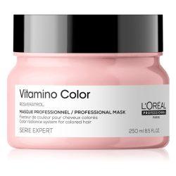 L'Oréal Série Expert Vitamino Color A-OX zselépakolás festett hajra 250ml